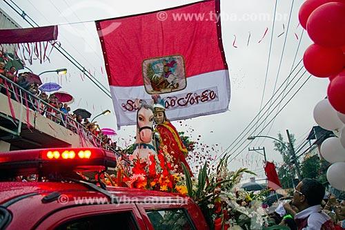 Procissão em homenagem ao Dia de São Jorge  - Rio de Janeiro - Rio de Janeiro (RJ) - Brasil