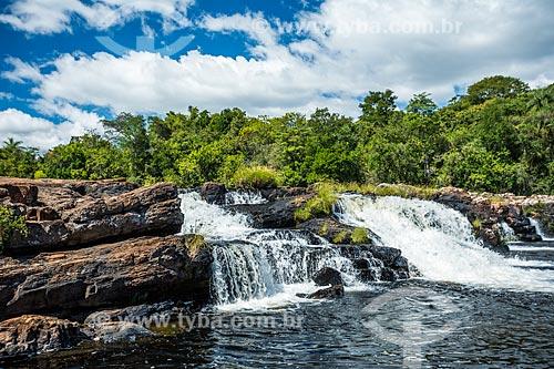 Cachoeira do Tomé na Serra do Cipó  - Santana do Riacho - Minas Gerais (MG) - Brasil