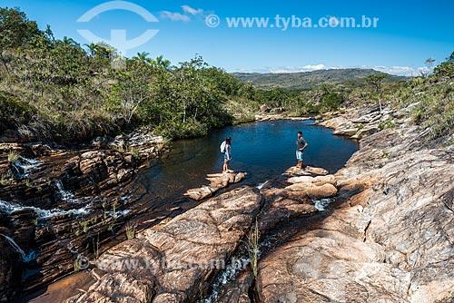 Córrego do Boi na Serra do Cipó  - Santana do Riacho - Minas Gerais (MG) - Brasil