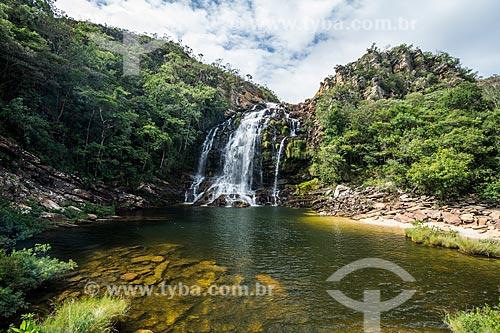 Cachoeira Serra Morena na Serra do Cipó  - Santana do Riacho - Minas Gerais (MG) - Brasil