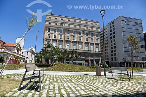 Fachada do Centro Cultural Banco do Brasil (1906)  - Rio de Janeiro - Rio de Janeiro (RJ) - Brasil