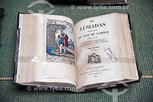 Real Gabinete Português de Leitura (1887)  - Rio de Janeiro - Rio de Janeiro (RJ) - Brasil