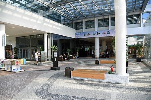 Fachada do Bossa Nova Mall  - Rio de Janeiro - Rio de Janeiro (RJ) - Brasil