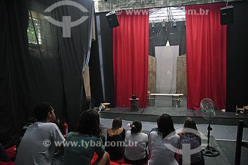 Interior do Teatro do Saara  - Rio de Janeiro - Rio de Janeiro (RJ) - Brasil