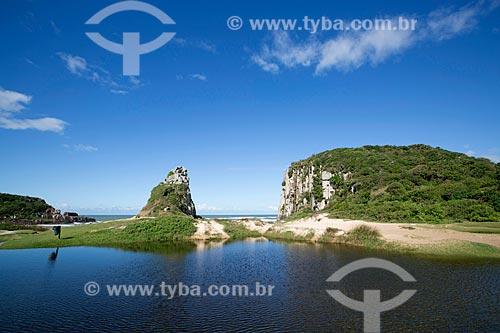 Vista do Parque Estadual da Guarita  - Torres - Rio Grande do Sul (RS) - Brasil