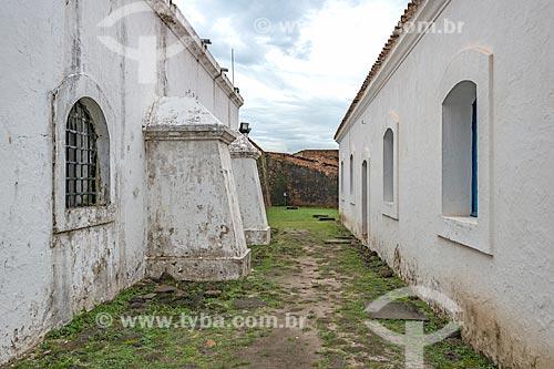 Interior da Fortaleza de São José de Macapá (1754)  - Macapá - Amapá (AP) - Brasil