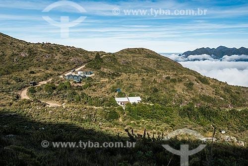 Vista geral de trilha no Parque Nacional de Itatiaia  - Itatiaia - Rio de Janeiro (RJ) - Brasil