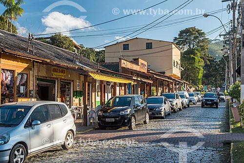 Rua no distrito de Visconde de Mauá  - Resende - Rio de Janeiro (RJ) - Brasil