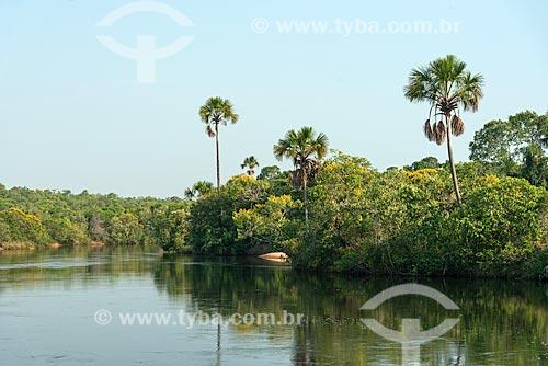 Vista do Rio Novo no Parque Estadual do Jalapão  - Mateiros - Tocantins (TO) - Brasil