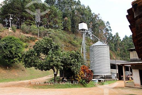 Fazenda na zona rural do distrito de Aracê  - Domingos Martins - Espírito Santo (ES) - Brasil