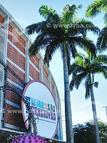 Fachada do Centro Luiz Gonzaga de Tradições Nordestinas  - Rio de Janeiro - Rio de Janeiro (RJ) - Brasil