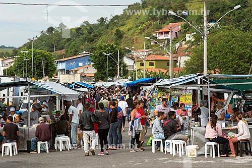 Feira livre de Guararema  - Guararema - São Paulo (SP) - Brasil