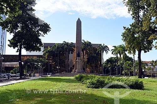Obelisco da Praça dos Expedicionários  - Rio de Janeiro - Rio de Janeiro (RJ) - Brasil