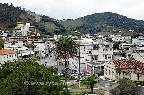 Vista geral da cidade de Lima Duarte  - Lima Duarte - Minas Gerais (MG) - Brasil