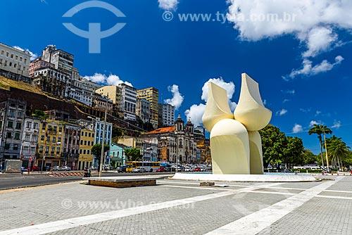 Fonte da Rampa do Mercado  - Salvador - Bahia (BA) - Brasil