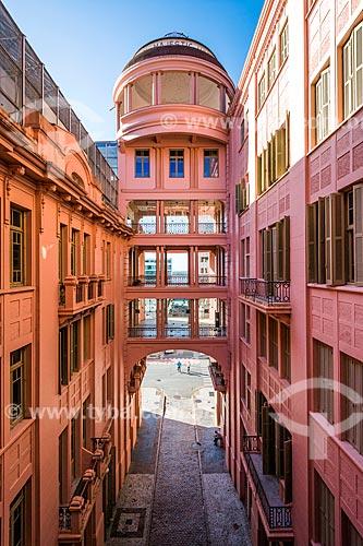 Casa de Cultura Mario Quintana - Antigo Hotel Majestic  - Porto Alegre - Rio Grande do Sul (RS) - Brasil
