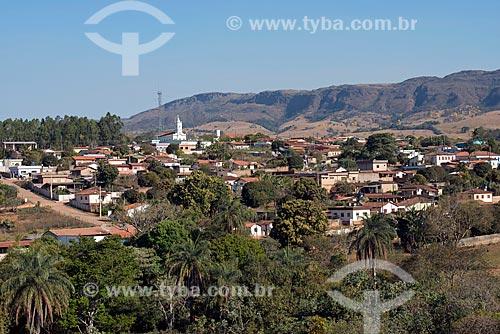 Foto feita com drone do distrito de São José do Barreiro  - São Roque de Minas - Minas Gerais (MG) - Brasil