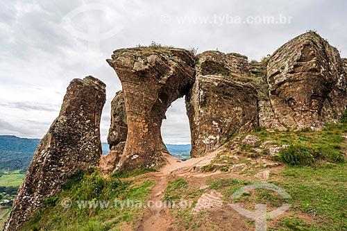 Cume do Morro do Campestre  - Urubici - Santa Catarina (SC) - Brasil