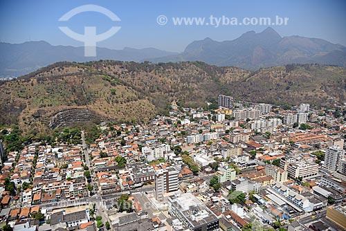 Foto aérea do bairro de Sampaio  - Rio de Janeiro - Rio de Janeiro (RJ) - Brasil