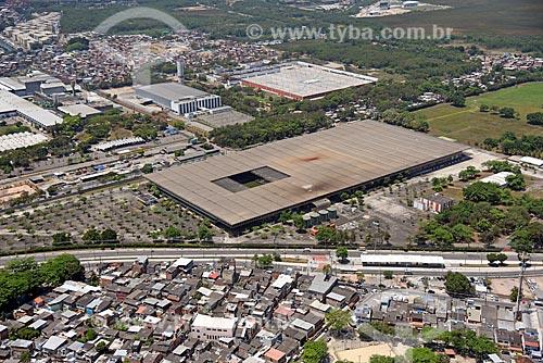 Foto aérea da Hypermarcas Farmacêutica  - Rio de Janeiro - Rio de Janeiro (RJ) - Brasil