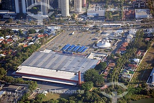 Foto aérea do supermercado Extra  - Rio de Janeiro - Rio de Janeiro (RJ) - Brasil