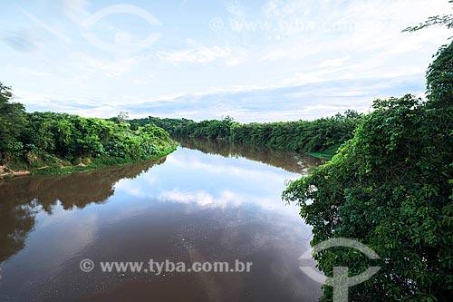Vista do Rio Piracicaba  - Piracicaba - São Paulo (SP) - Brasil