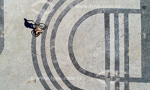 Foto feita com drone do estacionamento do Restaurante Porcão Rios  - Rio de Janeiro - Rio de Janeiro (RJ) - Brasil