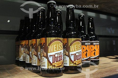 Garrafas de cerveja artesanal produzido pela Cervejaria Brewpoint  - Petrópolis - Rio de Janeiro (RJ) - Brasil