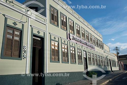 Fachada da Colégio Santa Teresa (1923)  - Crato - Ceará (CE) - Brasil