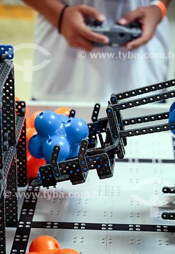 Campeonato de Robótica na Escola SESI Resende  - Resende - Rio de Janeiro (RJ) - Brasil