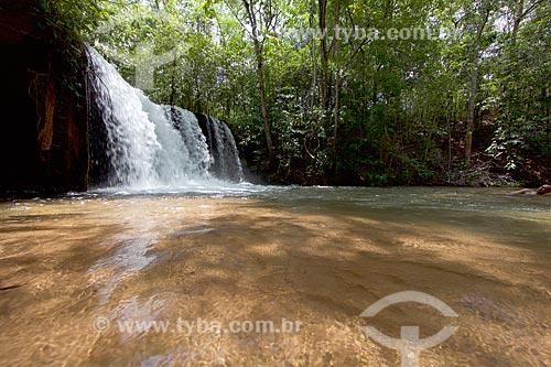 Vista da Cachoeira do Muricí no Parque Nacional das Nascentes do Rio Parnaíba  - Barreiras do Piauí - Piauí (PI) - Brasil