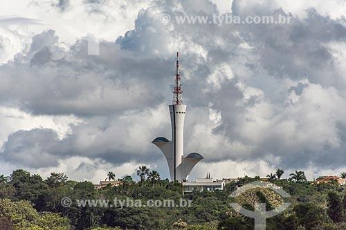 Torre de TV Digital de Brasília (2012) - também conhecida como Flor do Cerrado  - Brasília - Distrito Federal (DF) - Brasil