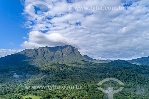 Vista do Conjunto Marumbi  - Morretes - Paraná (PR) - Brasil