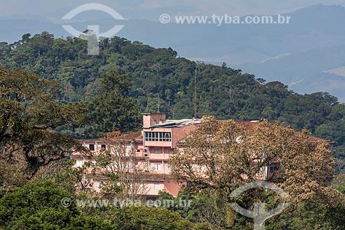 Vista do Hotel Simon abandonado  - Itatiaia - Rio de Janeiro (RJ) - Brasil
