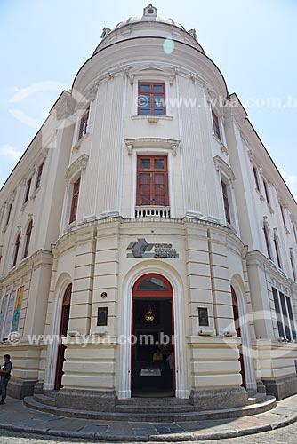 Fachada do Centro Cultural Correios (1922)  - Rio de Janeiro - Rio de Janeiro (RJ) - Brasil