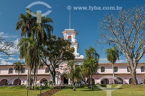 Fachada do Belmond Hotel das Cataratas  - Foz do Iguaçu - Paraná (PR) - Brasil