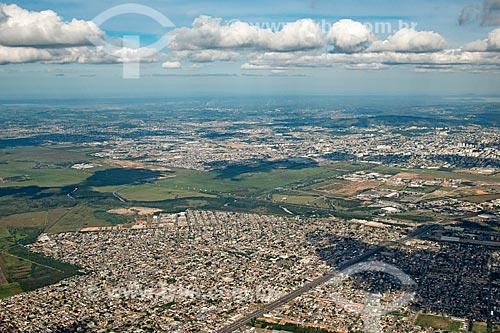 Vista aérea de Canoas  - Canoas - Rio Grande do Sul (RS) - Brasil