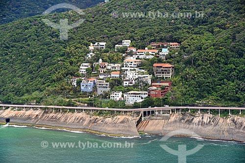 Foto aérea do Condomínio Residencial Ladeira das Yucas  - Rio de Janeiro - Rio de Janeiro (RJ) - Brasil