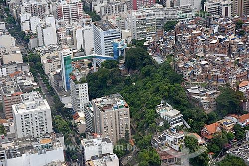 Foto aérea do Complexo Rubem Braga  - Rio de Janeiro - Rio de Janeiro (RJ) - Brasil