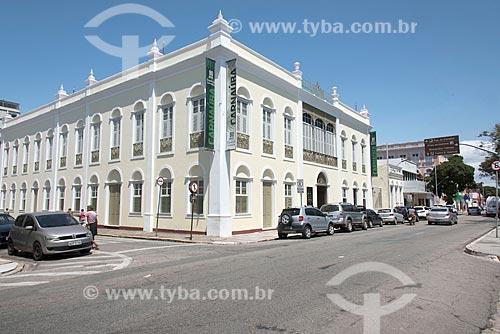 Fachada do Museu da Indústria  - Fortaleza - Ceará (CE) - Brasil