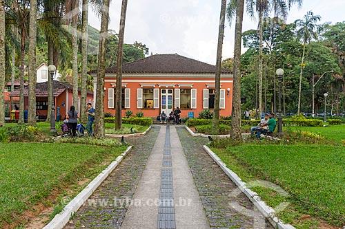 Sede do SENAC (Serviço Nacional de Aprendizagem Comercial) na cidade de Petrópolis  - Petrópolis - Rio de Janeiro (RJ) - Brasil