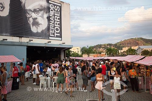 Entrada da Arena Carioca Fernando Torres no Parque Madureira  - Rio de Janeiro - Rio de Janeiro (RJ) - Brasil
