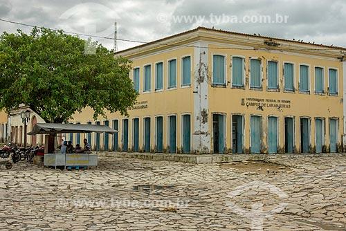 Conjunto arquitetônico conhecido como Quarteirão dos Trapiches - hoje abriga Campus da Universidade Federal de Sergipe na cidade de Laranjeiras  - Laranjeiras - Sergipe (SE) - Brasil